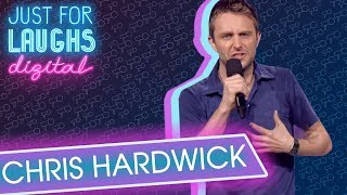 Chris Hardwick Stand Up - 2011, Just for laughs, Just for laughs gags, Just for laughs 2015