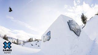 Video FULL BROADCAST: Women's Ski Slopestyle, Men's Ski Big Air Elims, Men's Snowboard Slopestyle Elims MP3, 3GP, MP4, WEBM, AVI, FLV Maret 2019