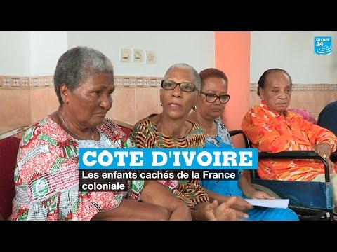 """Côte d'Ivoire : l'histoire oubliée des """"métis"""" des colonies"""