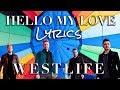 WESTLIFE [Lyrics] 2019