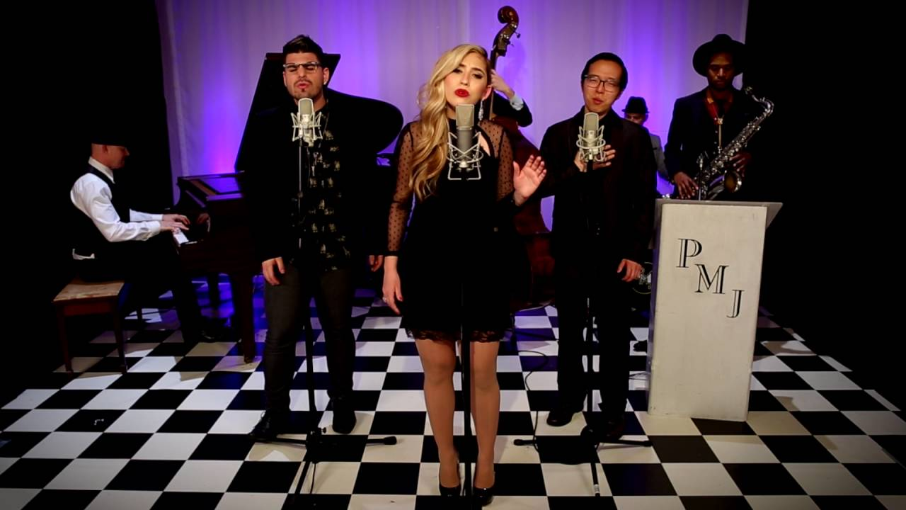 All Of Me – PMJ: Reboxed John Legend Cover ft. Brielle Von Hugel