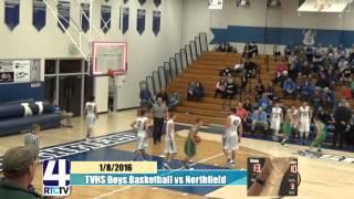 TVHS Boys Basketball vs Northfield