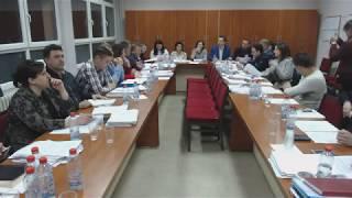9-та седница на Совет (втор дел)