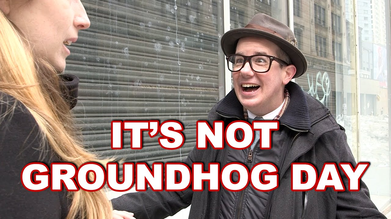 When it Comes to Reproductive Rights, Every Day is Groundhog Day.