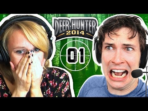 Toby Makes Clare Play: DEER HUNTER 2014