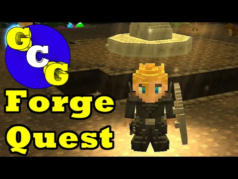 Forge Quest Gameplay