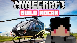 Video Minecraft Indonesia - Build Kocak (33) - Helikopter! MP3, 3GP, MP4, WEBM, AVI, FLV Februari 2018