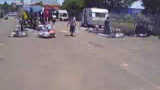 Piet Retief South Africa  city photo : Markets in Piet Retief, South Africa