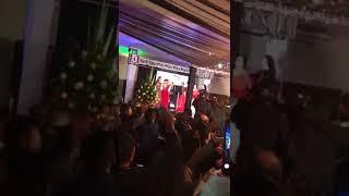 Palco desaba e deixa vários jovens de Itaporanga feridos durante festa de formatura
