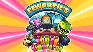 PEWDIEPIE'S TUBER SIMULATOR! Il Nuovo Gioco Mobile di Pew! [Flash News] Mobile Gaming