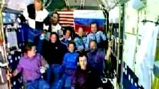 المحطة الفضائية الروسية مير