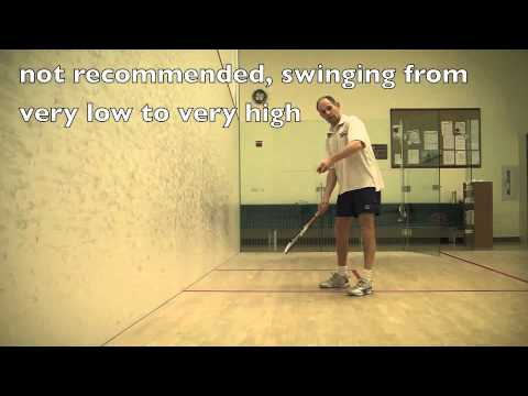 Top squash tips:Squash serve tips how to get the height squash serving tips, squash service tips
