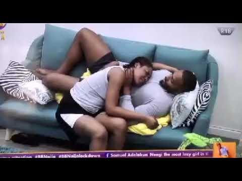 Big Brother Naija Lockdown 2020 Kiddwaya and Erica Morning Shenanigans