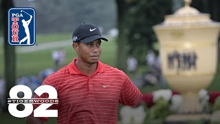 Tiger Woods wins 2006 WGC-Bridgestone Invitational   Chasing 82 by PGA TOUR
