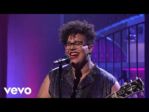 Alabama Shakes new single on SNL