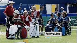The first archery competition for those with physical impairments was held at the Stoke Mandeville Hospital in 1948, and it was ...