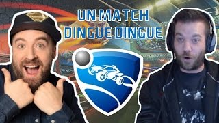 Video UN MATCH DINGUE DINGUE - Rocket League avec CodJordan MP3, 3GP, MP4, WEBM, AVI, FLV Juli 2017
