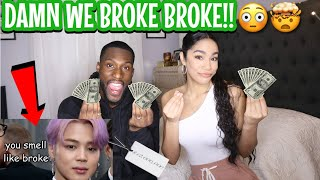 Video BTS making people feel poor 🤑REACTION! download in MP3, 3GP, MP4, WEBM, AVI, FLV January 2017