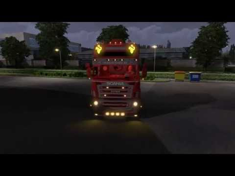 Scania R560 PBA 1.16.x