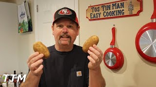 In this video, I show you the way that I've been cooking and eating potatoes to lose weight. There's a lot nutrition in potatoes and some people even lose weight on a all potato diet.Buy Johnny's Seasoned Pepper here. http://amzn.to/2u40c4LBuy a toaster oven like mine here. http://amzn.to/2sbzSEuLike TosTinMan EasyCooking on Facebook. https://www.facebook.com/tostinman/?fref=tsMusic-Boogie Woogie Bed by Audionautix is licensed under a Creative Commons Attribution license (https://creativecommons.org/licenses/by/4.0/)Artist: http://audionautix.com/