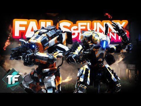 Titanfall 2 - Top Fails, Funny & Epic Moments #19!