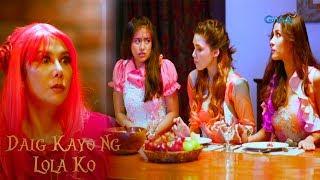 Video Daig Kayo Ng Lola Ko: Waleylang gets poisoned by the Witchikels MP3, 3GP, MP4, WEBM, AVI, FLV Oktober 2018