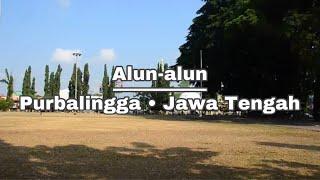 Purbalingga Indonesia  city photos gallery : Alun-Alun kota Purbalingga, Jawa Tengah - Indonesia