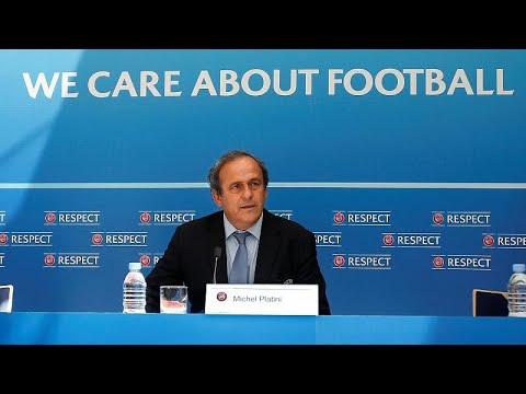Συνελήφθη ο Μισέλ Πλατινί για την υπόθεση της ανάθεσης του Παγκοσμίου Κυπέλλου του 2022 στο Κατάρ…