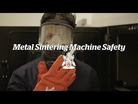 Additive Manufacturing - Direct Metal Laser Sintering Safety (DMLS)