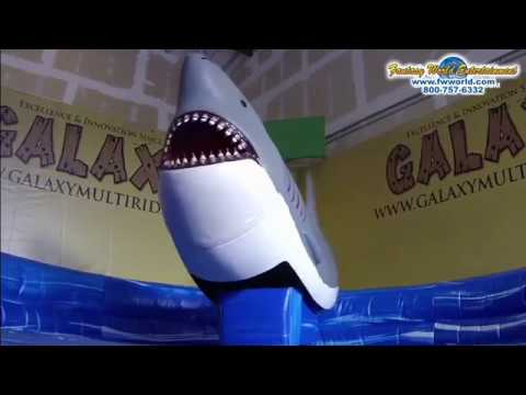 Fantasy World Entertainment - Shark Attack