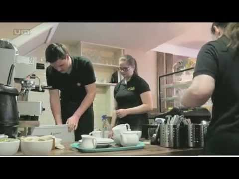 Naomi Ferguson from Cookstown in County Tyrone wants employers to give those with learning difficulties a fair chance.