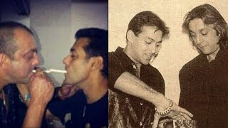 Video Salman Khan & Sanjay Dutt's Unseen Pictures Prove That They Are Real Bhai's Of Btown MP3, 3GP, MP4, WEBM, AVI, FLV Januari 2019
