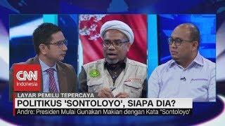 Video Debat Panas! Ngabalin vs Andre soal Politikus 'Sontoloyo' MP3, 3GP, MP4, WEBM, AVI, FLV Maret 2019