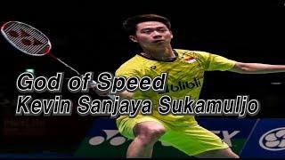Download Video [Battle Grounds.ver]God Of Speed - Kevin Sanjaya Sukamuljo MP3 3GP MP4