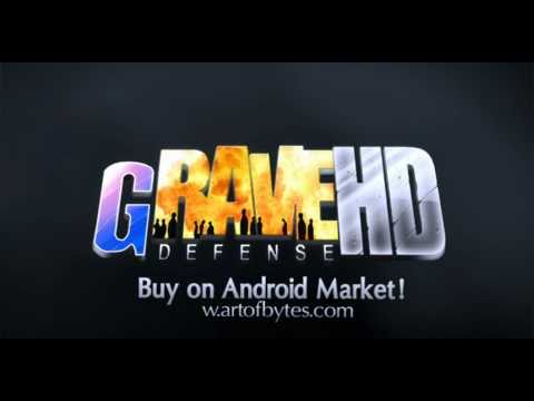 Video of GRave Defense HD