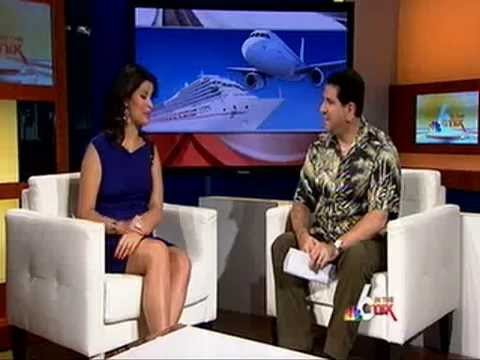 (NBC - Watch latest segment from NBC News and The Cruise Guy who shares terrific summer Europe cruise deal on Celebrity Cruises' Celebrity Silhouette from Venice to...
