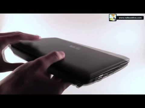 Asus EEE PC 1015B review - exterior and body