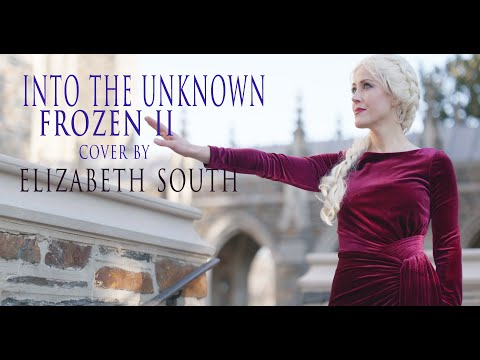 """Panic! At the Disco  """"Into The Unknown"""" Cover by Elizabeth South"""