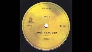 Lincoln - Amanhã O Tempo Muda (Original 45 Brazil psych fuzz groove)