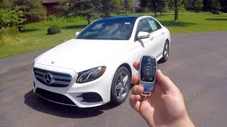 What It's Like To Drive A '17 Mercedes E300! | POV Drive by Vehicle Virgins