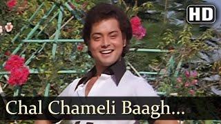 Krodhi  Chal Chameli Baagh Mein Mewa Khilaoonga  Suresh Wadker  Lata Mangeshkar
