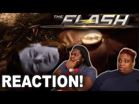 The Flash Season 3 Episode 13 : REACTION WITH MOM!