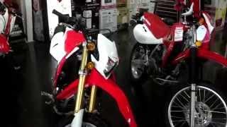 9. Honda CRF250L vs XR650L Comparison Dual Purpose Motorcycle - Honda of Chattanooga