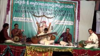 Ninne Bhajana - Nata - Adi Talam - Tyagaraja By Veena D Srinivas