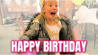 Brielle turns 6!! || Birthday Special