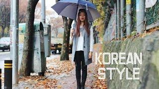 модные прически в южной корее