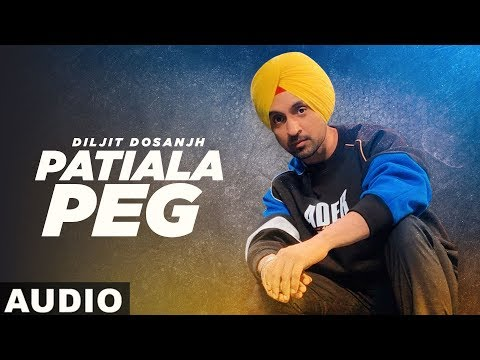 Patiala Peg (Full Audio) | Diljit Dosanjh | Diljott | Latest Punjabi Songs 2019 | Speed Records