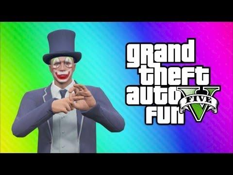 GTA 5 Online Funny Moments – Business DLC, Minecraft Skit, RPG, Body Glitch, Vestra Plane!
