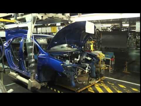 Producción del Nissan Sentra recién llegado a la Argentina