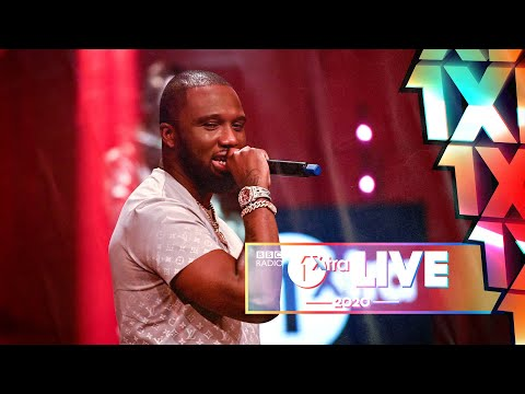 Headie One - Princess Cuts ft. Young T & Bugsey (1Xtra Live 2020)